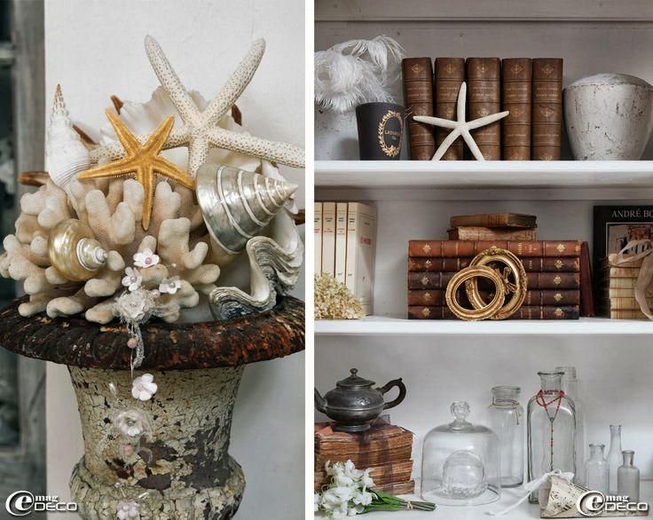 58 best shabby chic images on pinterest home ideas - Decoration shabby en ligne ...
