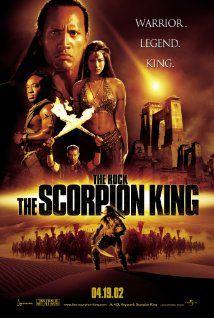 El rey escorpión (2002)  The Scorpion King (original title)