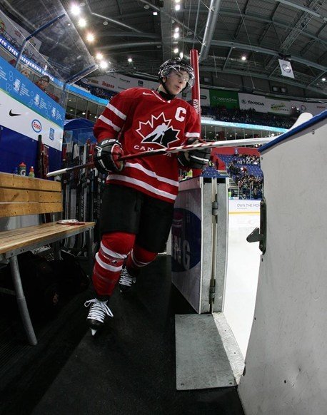 Team Canada - Ryan Nugent-Hopkins