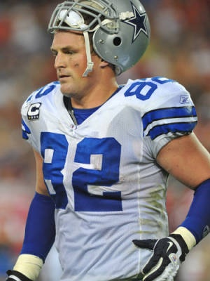 i don't like the team, but gosh, even i have to admit hé's HAWT! The Hottest Guys of the NFL: Jason Witten, Dallas Cowboys