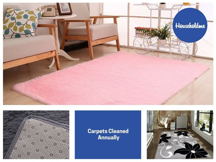 Carpets Cleaned Annually  #carpet #cleaningcarpet #carpets #rugs #cleaningtips