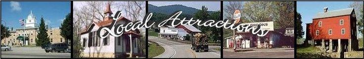 Local Attractions - Jamestown, TN