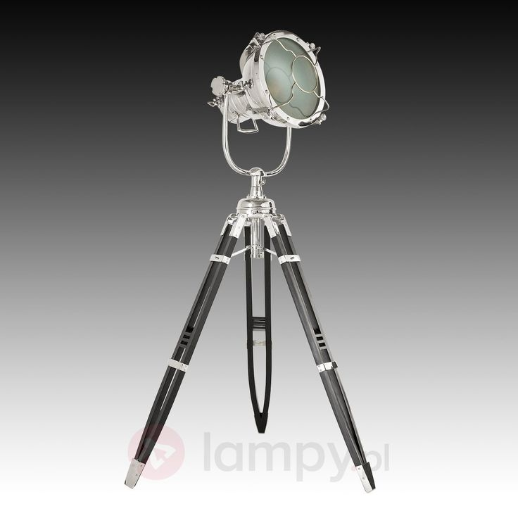 Imponująca lampa stojąca Jumbo Spot 5517249