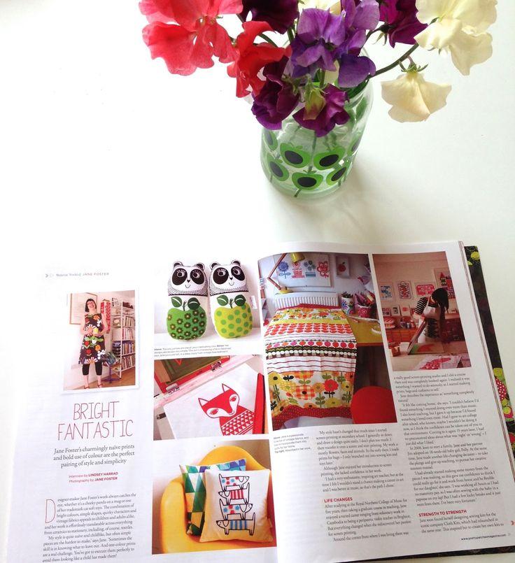 Pretty Patches Magazine Issue 4 June 2015