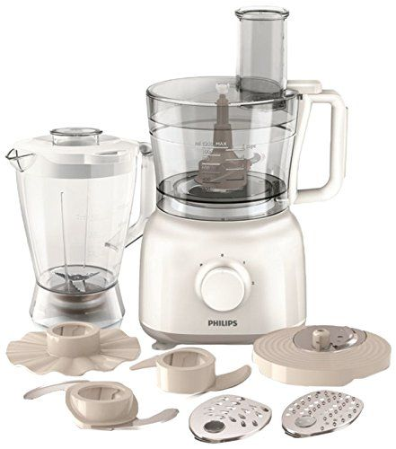 Philips-HR762801-PowerChop-Daily-Collection-Food-Processor-with-Blending-Jug-650-W-White