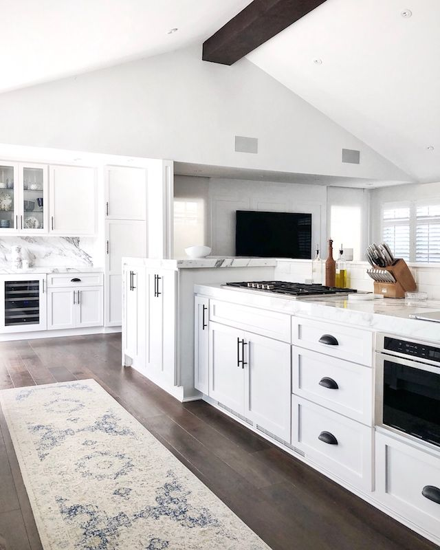 Finally Sharing Our Full Kitchen Remodel My Style Diaries Emtek