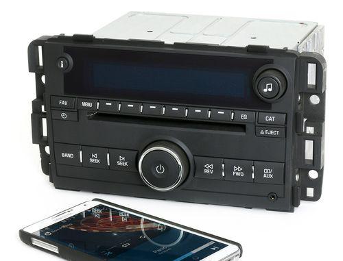 Chevy 2013 Impala AM FM mp3 CD Player Radio w Bluetooth Music 22924535 Unlocked