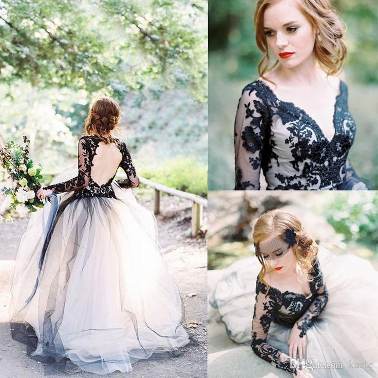 Vintage Lace Gothic Overskirts Wedding Dresses 2018 Plus: Best 25+ Backless Wedding Dresses Ideas On Pinterest