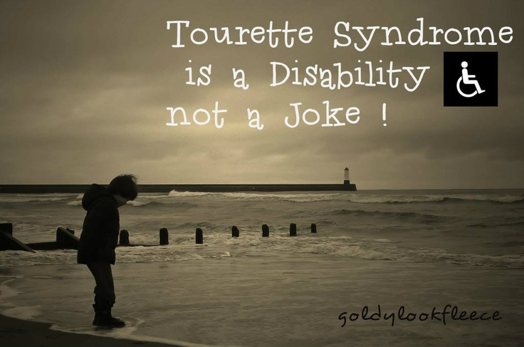 dating someone with turrets syndrome She is used to people reacting negatively to her verbal and physical tics   however, once she'd explained that she had tourette's syndrome,.