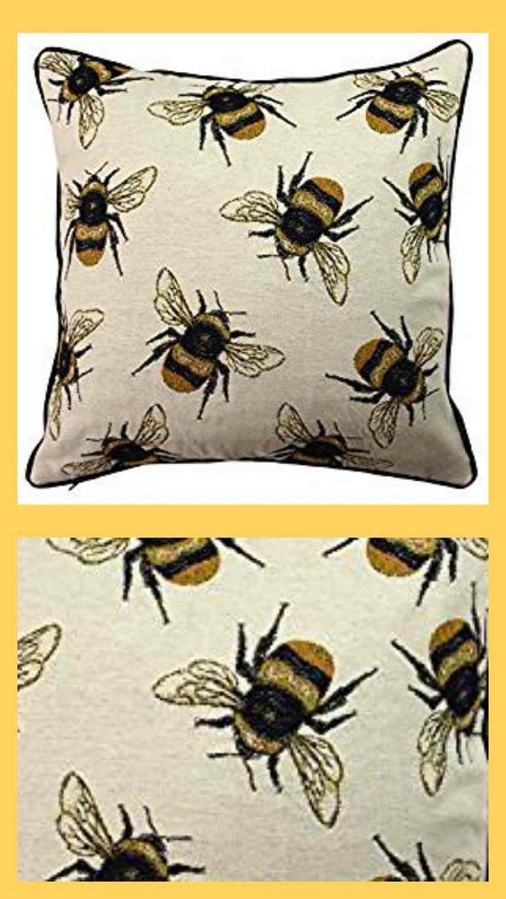 McAlister Textiles Bug's Life Decorative Square Scatter