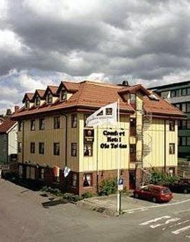 Hotel in Mo I Rana, Norway, Photo of Comfort Hotel Ole Tobias