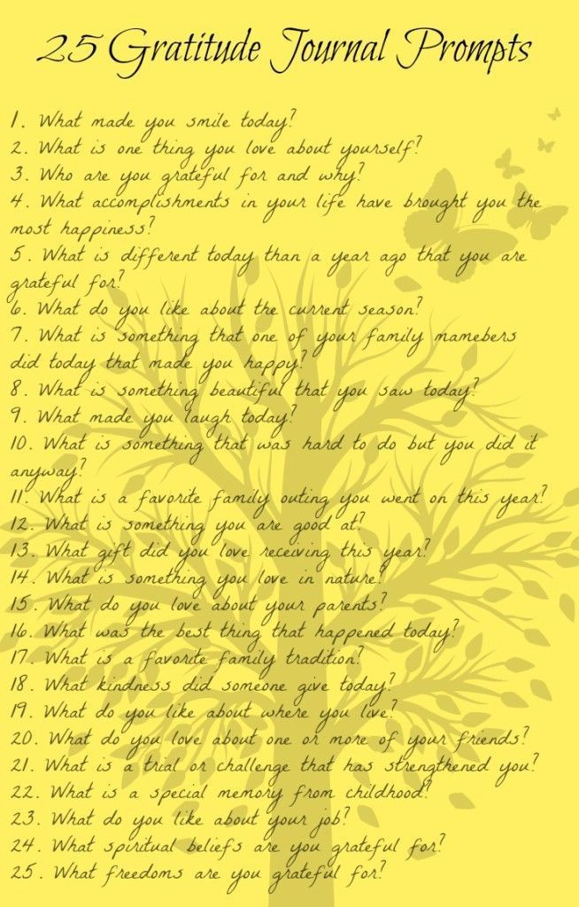 """""""Remember all that you have to be grateful every day""""- MamaBear www.mamabear.love 25 gratitude journal prompts. More"""