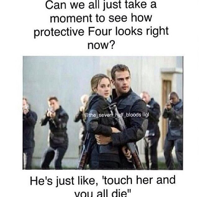 I love Theo James!! Still not sold on Shailene Woodley as Tris, but Theo IS Four!