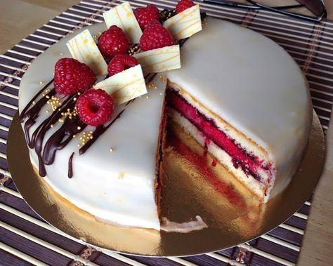 VÍKENDOVÉ PEČENÍ: Punčový dort