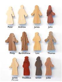 Any Multi-Wood Figure