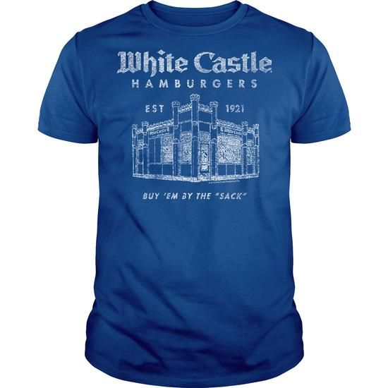 WHITE CASTLE BY THE SACK T Shirts, Hoodie Sweatshirts