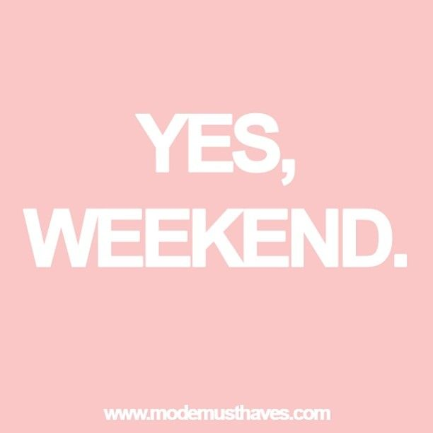 YES! Cheers to the freakin' weekend girls! XOXO de ModeMusthaves meisjes www.modemusthaves.com