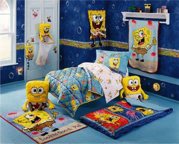 11 Best Ideas About Spongebob Bedroom On Pinterest