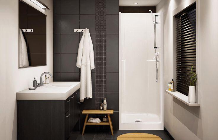 Biarritz Alcove shower - MAAX