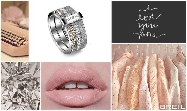 """""""La sola cosa che si possiede è l'amore che si dà."""" (Isabel Allende)  #ShopOnline su: http://goo.gl/C0hHiU  #Gioielli #Moda #Fashion #Breil #Anello"""