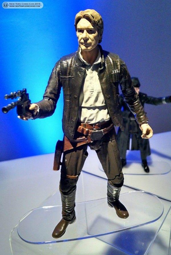 ToyzMag.com » #NYCC : Hasbro – Star Wars TFA : Han Solo révélé !