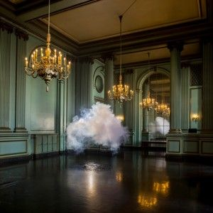 Nimbus photography series  by Berndnaut Smilde.... Smilde's clouds were listed by TIME Magazine as one of the top 10 inventions of 2012.
