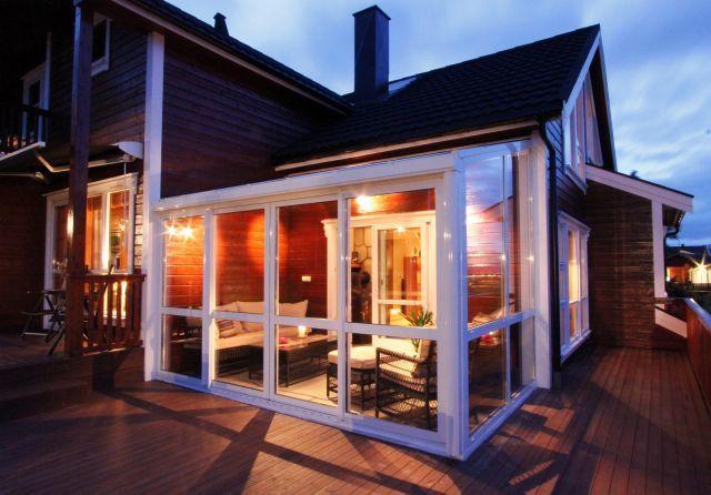 FINN – Vinterhage, hagestue, veranda, sommerstue