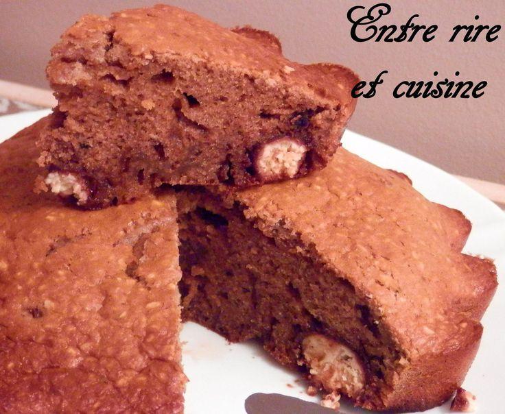 Gâteau aux Kinder Schoko-bons
