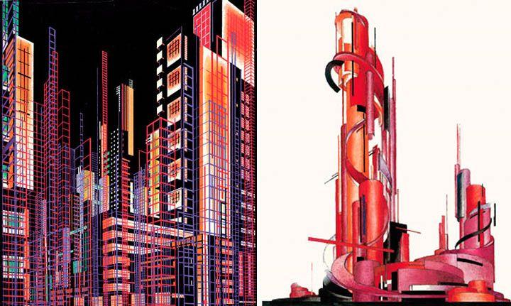 Gallery For > Russian Constructivist Architecture