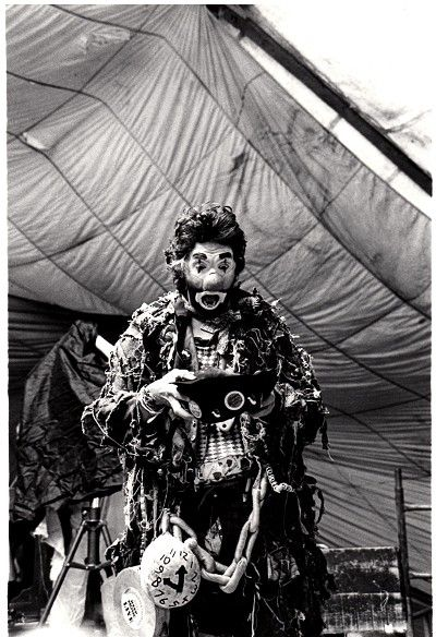 Palfi, the clown that started it all off for me.