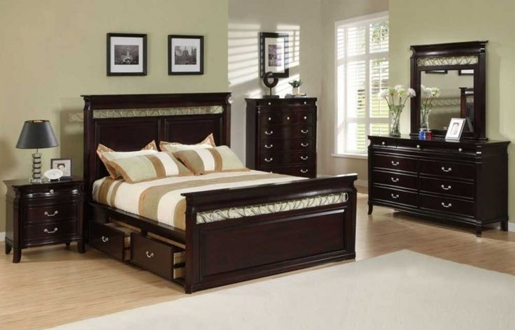 Cheap Bedroom Sets With Mattress M27