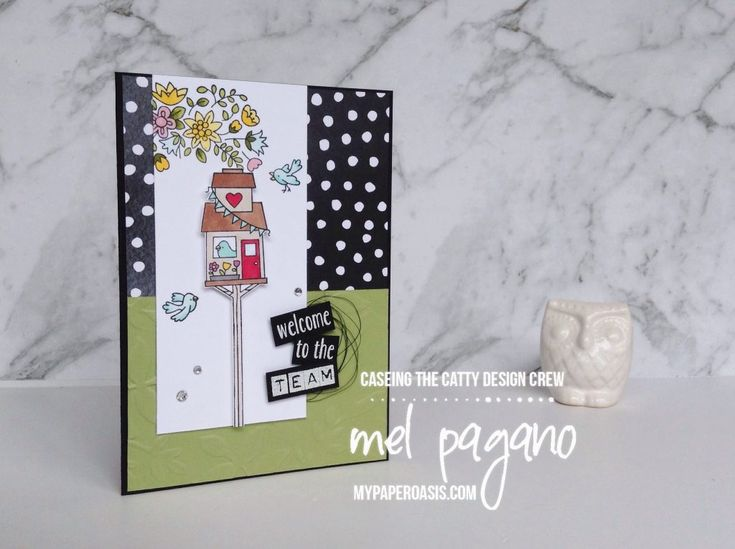 CTC 165 - Saleabration with Hedgehugs by Mel Pagano at My Paper Oasis