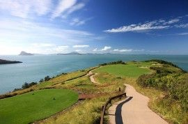 Hamilton Island Golf Club - Dent Island Queensland, Australia