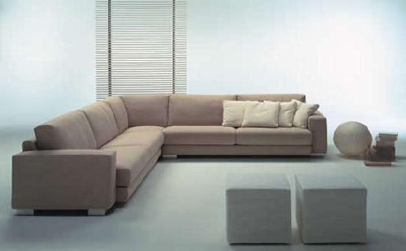 Sectionals Sectional Sofas Moderne Sofas Aus Stoff Und Leder