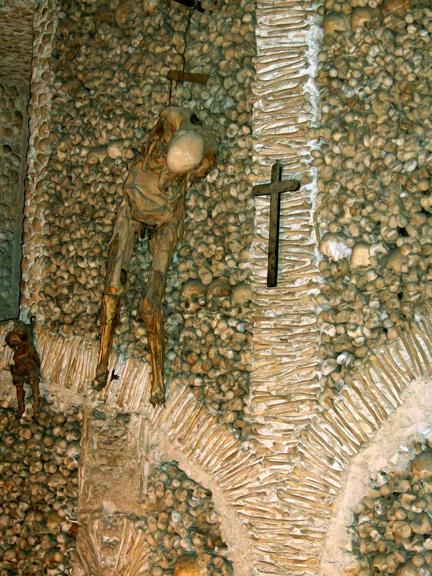 Bone Chapel, Évora, Portugal