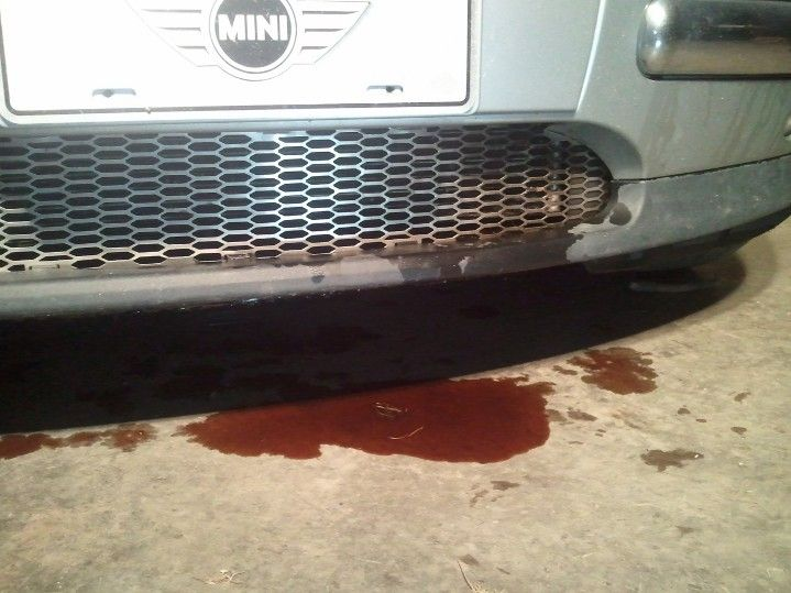 Transmission Fluid Leak >> There S A Red Fluid Underneath My Vehicle Is My Transmission Fluid