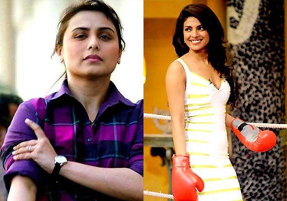 Rani Mukerji, Priyanka Chopra, Kangana Ranaut: 'Mardaani' babes of Bollywood