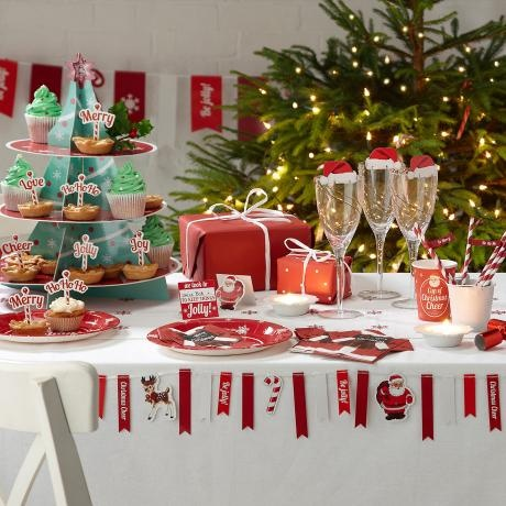 Ginger Ray Set – Christmas Cheer from Christmas Décor - R259 (Save 29%)