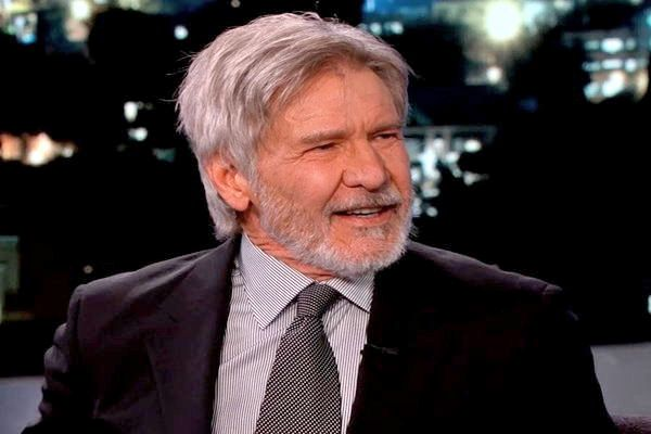 Harrison Ford on Han Solo's fate: 'I finally wore them down'
