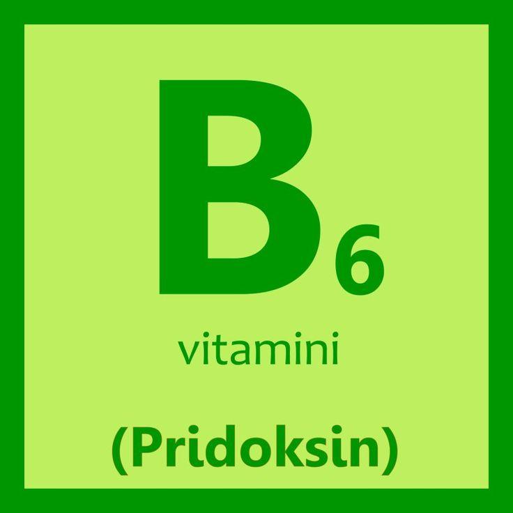 B6 vitamini faydaları nelerdir? B6 vitamini ne işe yarar nelerde bulunur, Piridoksin eksikliği belirtileri, B6 vitamini hangi besinlerde bulunur, nelere iyi gelir.