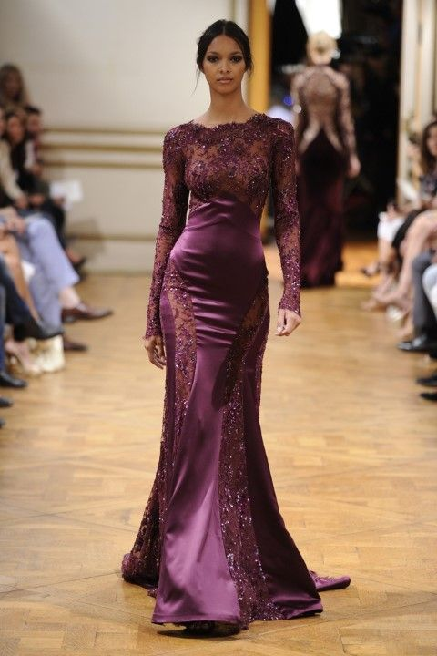 Zuhair Murad Fall Haute Couture 2013 Collection @Maysociety