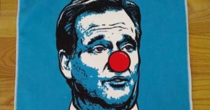 30k Roger Goodell Clown Towels Will Be Passed Out At Patriots Season Opener, With Goodell In Attendance