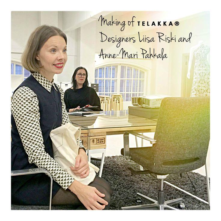 Liisa Riski & Anne-Mari Pahkala
