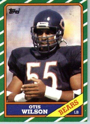1986 Topps # 23 Otis Wilson Chicago Bears Football Card- Near Mint to Mint Condition - In Protective Screwdown Display Case! by Topps. $2.88. 1986 Topps # 23 Otis Wilson Chicago BearsFootball Card- Near Mint to Mint Condition - In Protective Screwdown Display Case!