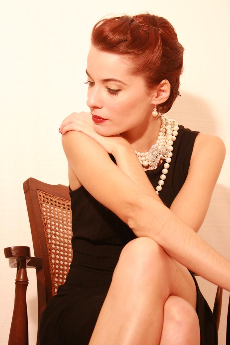 Make Up, Produção e Fotografia - Sofia Novais de Paula  Modelo - Sara Claro