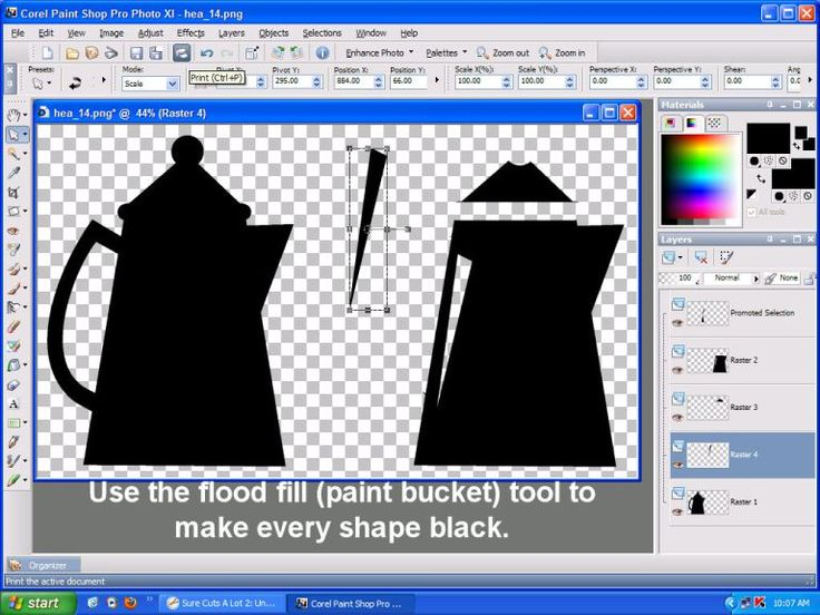 There are so many cute clip art designs out there. Wouldn't you like to cut some of them with your Cricut? Well if you have Sure cuts a Lot (SCAL) software and some image editing software you…
