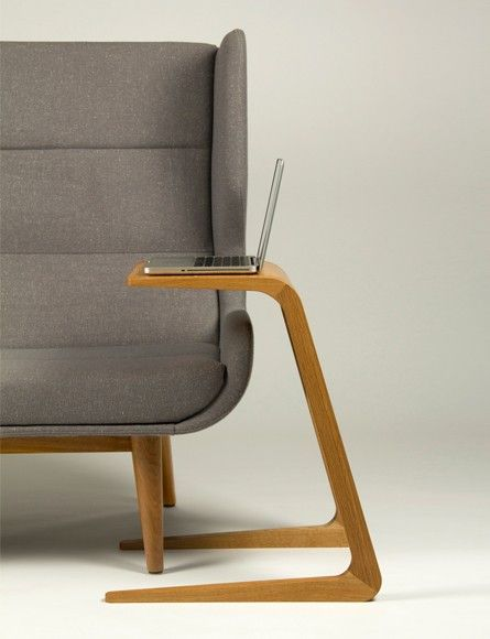 naughtone contemporary furniture — The Riley by Sam McMorran