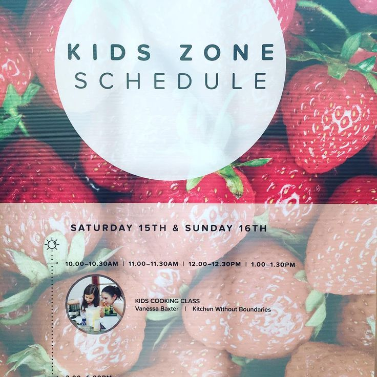 on this weekend - bring the whole family #Livewell #bepure #kidscancook