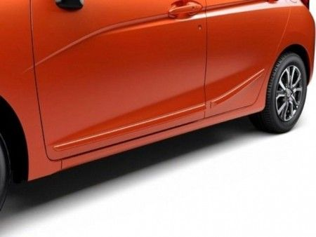 Honda Jazz Side Body Trims, Pre-Painted Options - 08P05-T5A-660A