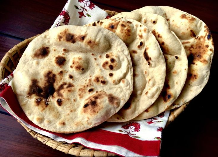 Whenever we dine out in any north Indian restaurants we are always tempted to order Tandoori roti's or nans to enjoy the gravys, as we think that making them at home is not possible without the huge fancy clay tan  link - http://spiceaffairs.in/tandoori-roti-tandoori-roti-on-tawa-tava/